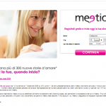 TEST D'AMORE MEETIC