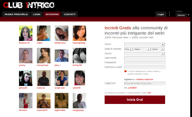 chat community pono gratuito