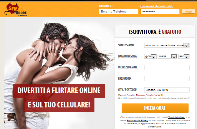articoli per adulti meetic chat gratis